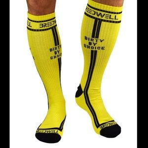 Breedwell DIRTY BY CHOICE socks
